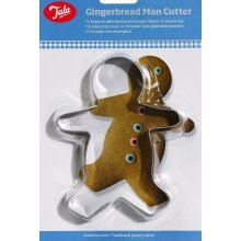 13cm Large Gingerbread Man Cookie Cutter Stainless Steel Biscuit Pastry Icing