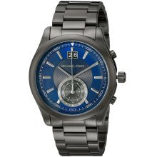 Michael Kors Aiden Gunmetal Mens Watch MK8418