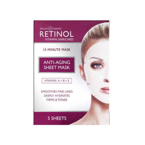 Retinol Vitamin A 15 Minute Mask Pk/5