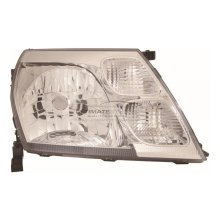 Toyota Hi-Ace Mk4 Van 10/2006-2012 Headlight Headlamp Drivers Side O/S