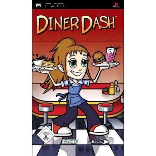 Diner Dash Sony PSP Game