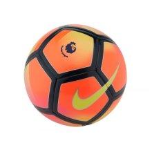 NIKE PITCH PREMIER LEAGUE FOOTBALL 2017/2018 (Black/Orange) size 5