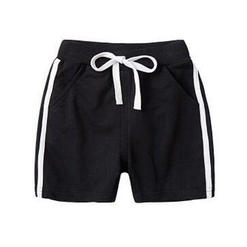 Baby Boy Short Pants Cute Short Pants for Summer Suitable for 120cm [C]