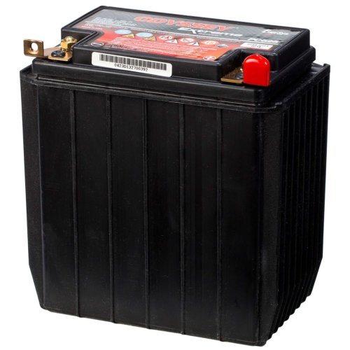 Odyssey AGM Battery 18 Ah Motor Vehicle Power Charger Electrical Systems PC625