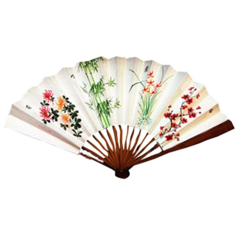 Folding Fan Hand Held Fans Folding Fans Hand Held Fan Chinese Fan Hand fans