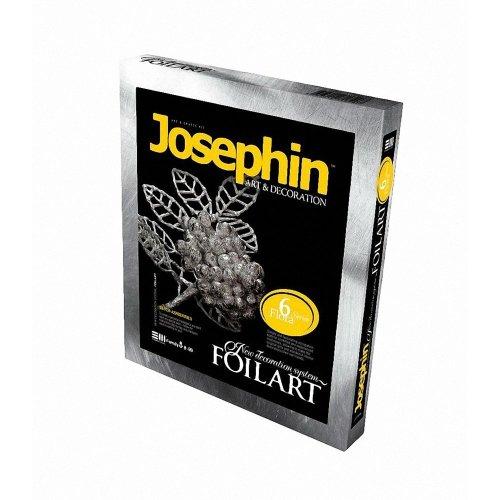 Elf277006 - Josephin - Foil Arts - Silver Ashberries