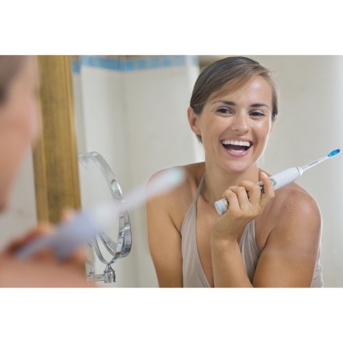 8 Pack Replacement Toothbrush Heads for Philips Sonicare ProResults