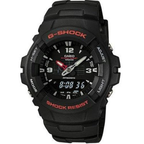Casio G100-1BV G-Shock Analog-Digital Watch
