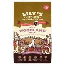 Lilys Kitchen Wild Woodland Walk Grain-free Complete Dry Food for Dogs 7kg