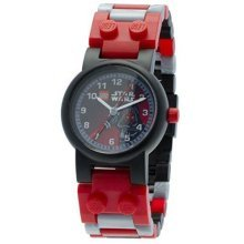 Lego Star Wars Darth Maul Kids' Watch With Minifigure 8020332