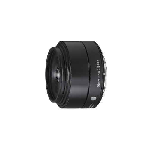 Sigma 33B963 30mm f/2.8 DN MFT Fit Lens - Black