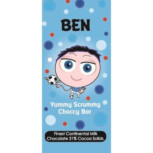 Ben Chocolate Bar