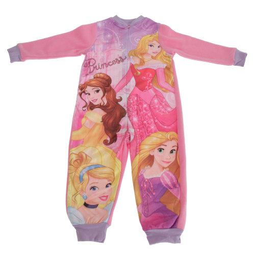 Disney Princess Childrens/Kids Ensemble Pyjama Onesie