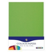 Pbx2471193 - Playbox - A4 Paper, 10 X 10 Colours (100 Sheets)