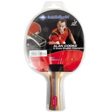 Schildkrot Cooke Competition Table Tennis Bat - Alan -  schildkrot competition bat cooke table tennis alan