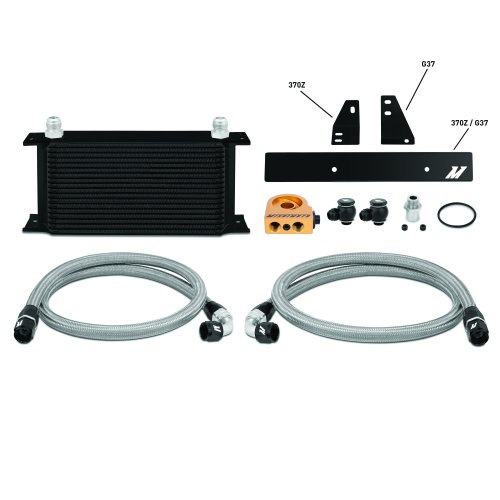 Mishimoto Nissan 370Z, 2009+ / Infiniti G37, 2008+ (Coupe only) Oil Cooler Kit