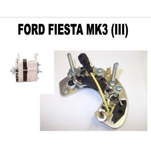 FORD FIESTA MK3 (III) 1.4 1.6 1989 - 94 NEW ALTERNATOR RECTIFIER