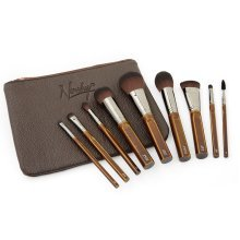 Nanshy 'The Necessities' Makeup Brush Set | Vegan Makeup Brushes