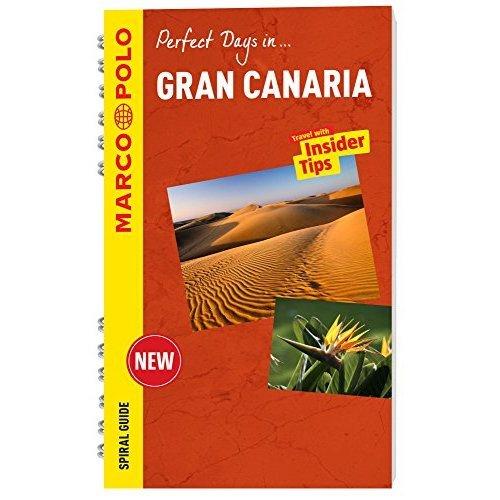 Gran Canaria Marco Polo Spiral Guide (Marco Polo Spiral Travel Guides)