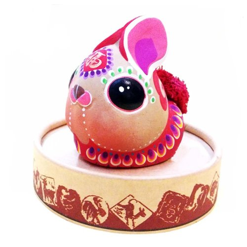 Chinese Characteristic Toy Clay Figurines Clay Sculpture Zodiac Ornaments