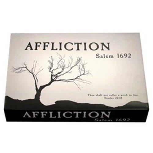 DPH Games DPHA42 Affliction Salem 1692 Game Set