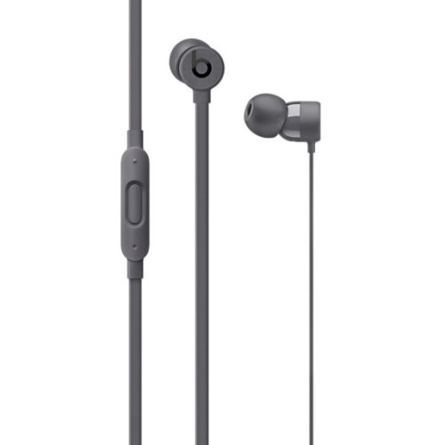 Apple urBeats3 In-ear Binaural Wired Grey mobile headset