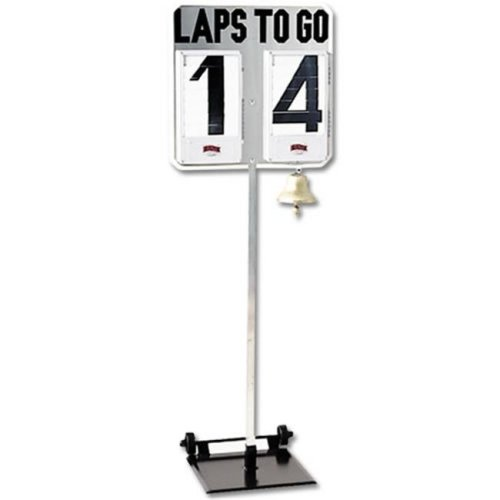 Blazer AFLCBXXX Lap Counter with Stand & Bell