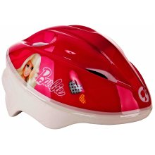 Dino Barbie Kids Protective Cycling Safety Helmet Pink