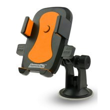 ARMOR ALL Universal Suction Phone/GPS Mount-Black