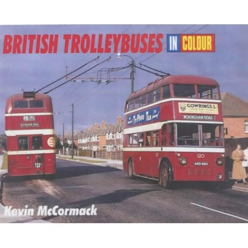 British Trolleybuses in Colour