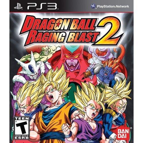 Ps3 - Dragon Ball Raging Blast 2 (PS3)