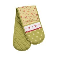 Rose Cottage Double Oven Glove