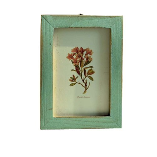 6-inch Photo Frame Photo Wall Mural Simple Fresh Wood And Colorful
