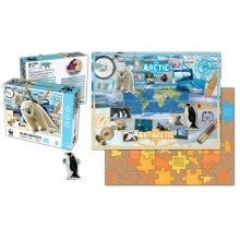 Polar Regions 48 piece Floor Puzzle - WWF