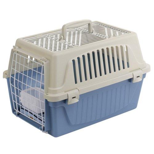 Atlas 10 Small Dog Carrier Open Top Asstd 48x32.5x29cm (Pack of 3)