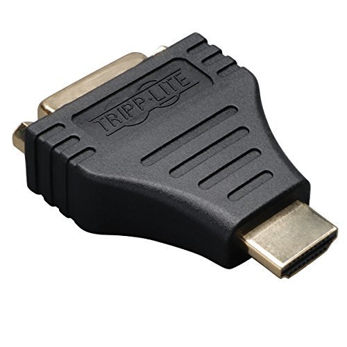 Tripp Lite Compact DVI to HDMI Cable Adapter Converter DVI D to HDMI F M P132 000