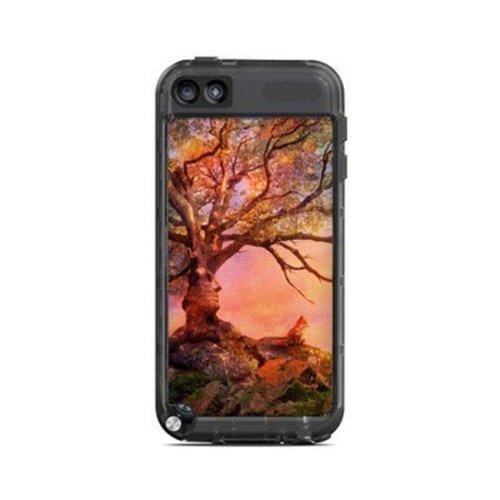 DecalGirl LIT5-FOXSUN Lifeproof iPod Touch 5G Case Skin - Fox Sunset