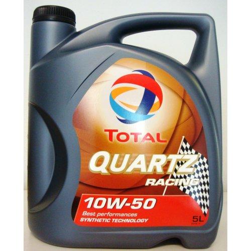 Total Quartz Racing 10W-50 Engine Oil, 5 Litre
