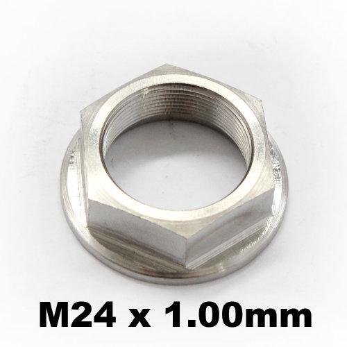 M24 TITANIUM Yoke nut