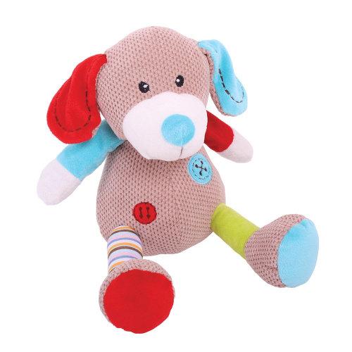 Bigjigs Toys Bruno Cuddly 23cm Soft Plush Toy