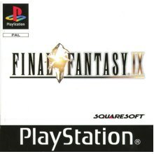 Sony Playstation - Final Fantasy IX (PS)
