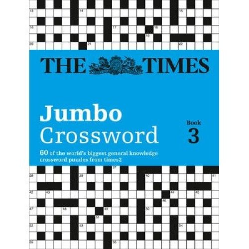 The Times Jumbo Crossword Book 3