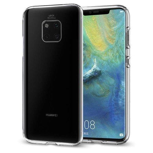 iPro Accessories Huawei Mate 20 Pro Case Cover, Huawei Mate 20 Pro Tpu Case, Soft Flexible Thin Gel TPU Skin Scratch-Proof Case Cover