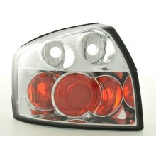 Taillights Audi A4 saloon type 8E Year 01-04 chrome