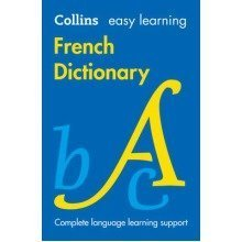 Collins Easy Learning French: Easy Learning French Dictionary