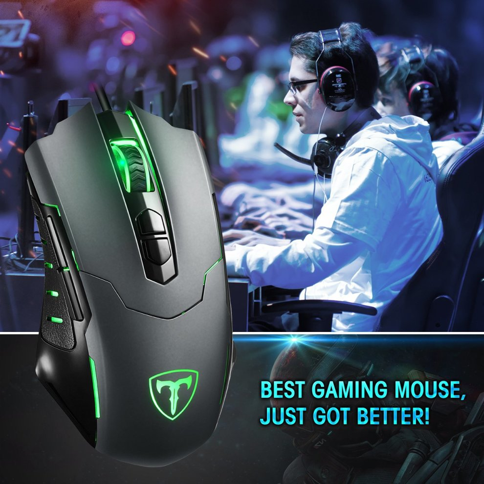 Pictek Gaming Mouse Software Download