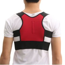Back Shoulder Support Brace