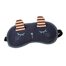 Dark Blue Sleep Masks Help You to Relax for Home, Office, Travel