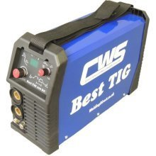 CWS Best TIG 160i - Inverter DC TIG Welder - 160 amps