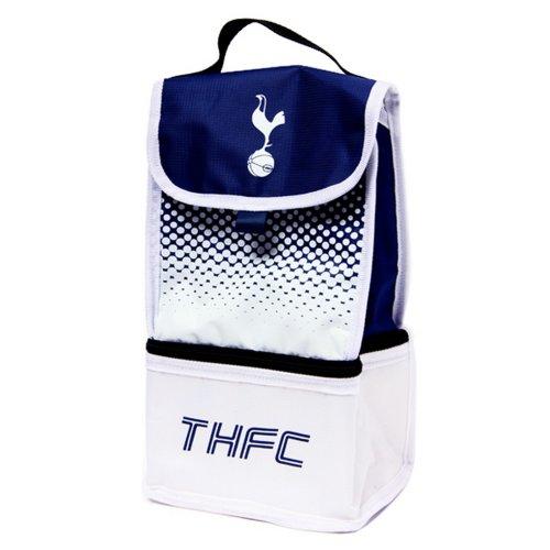 Tottenham Hotspur FC Official Fade Insulated Football Crest Lunch Bag